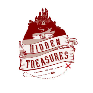 logo the hidden treasures